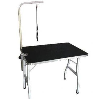 Bestpet Large Adjustable Pet Dog Grooming Table W/arm/noose